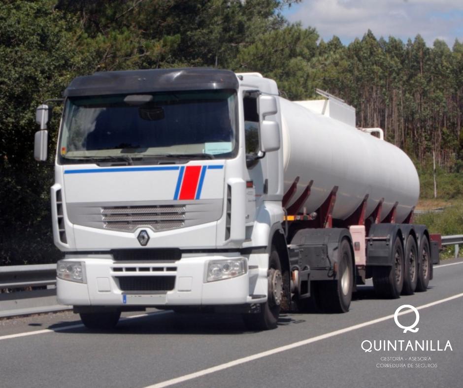 Certificados de los consejeros de seguridad para el transporte de mercancías peligrosas