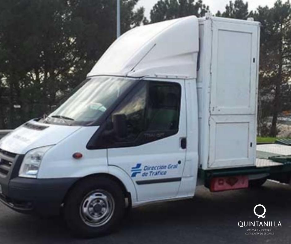 Regulación de las inspecciones técnicas de vehículos comerciales en territorio español.