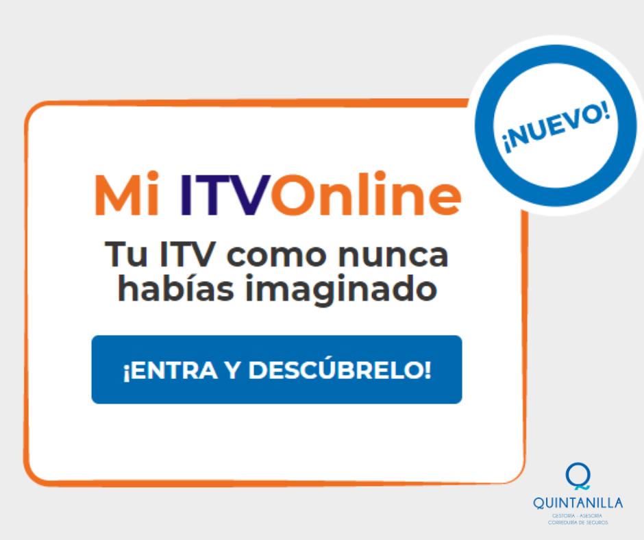 La plataforma Mi ITV evita llevar documentación