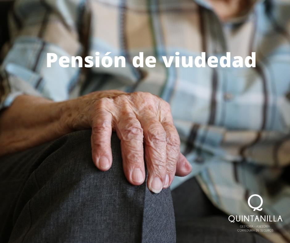 Pensión de viudedad: ¿Cómo se calcula y cuánto se cobra?